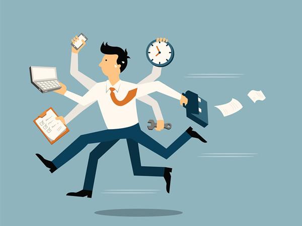勤怠と就業のシステム